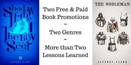 Free & Paid Book Promotions That Worked (or, didn't